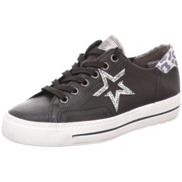 Paul Green Sneaker Low4810 schwarz