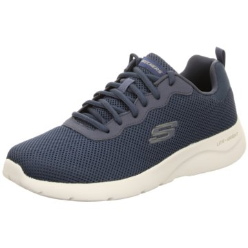 Skechers Sneaker Low blau