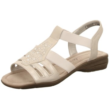 Idana Offene Schuhe beige