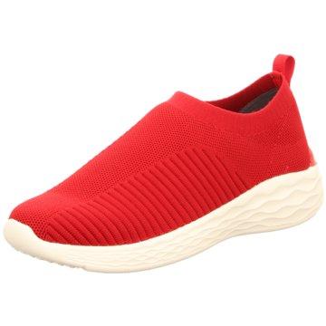 Jenny Sportlicher Slipper rot