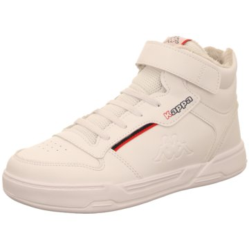 Kappa Sneaker High weiß