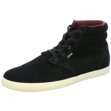 Think Sneaker HighKong Lammfell schwarz