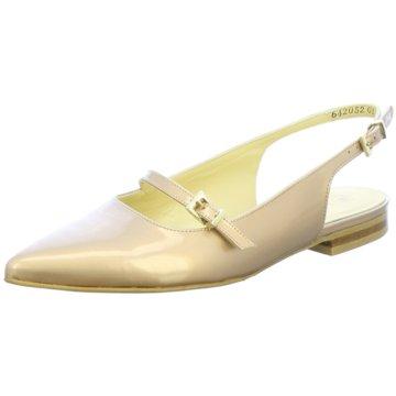 Peter Kaiser Sling Ballerina beige