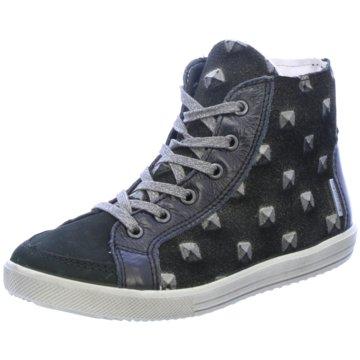 Ricosta Sneaker HighHeike schwarz
