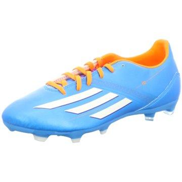 adidas Nocken-Sohle blau