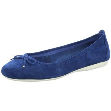 ara Klassischer Ballerina blau