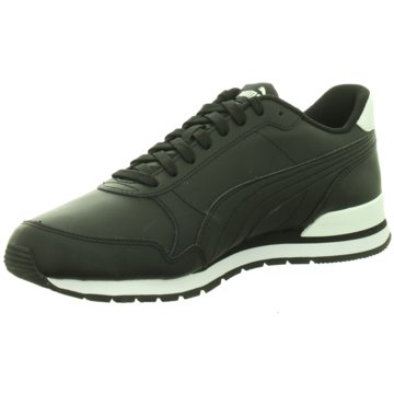 Puma Sneaker LowST Runner v2 Full schwarz