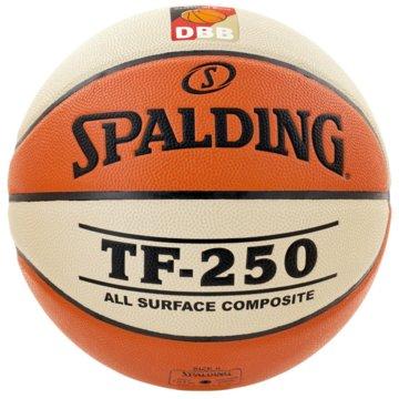 Spalding BasketbälleTF250 DBB IN/OUT SZ.6 - 30015040416 sonstige