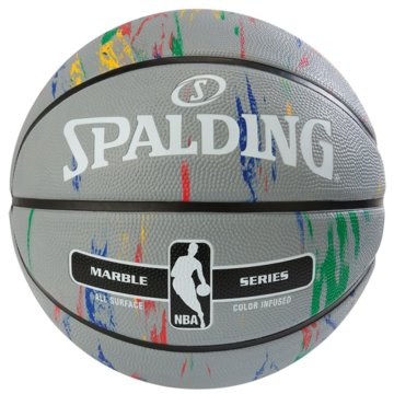 Spalding BasketbälleNBA MARBLE MULTICOLOR OUT SZ.7 - 30015500117 bunt