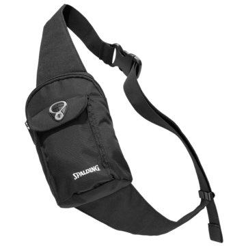 Spalding SporttaschenSPALDING CROSSBAG - 3004524 schwarz