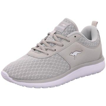 KangaROOS Sneaker Low grau