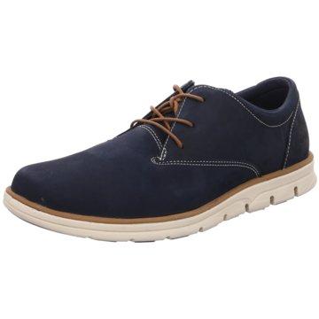 Timberland Klassischer SchnürschuhSneaker blau
