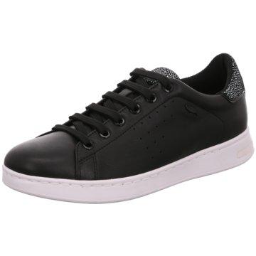 Geox Sneaker LowSneaker schwarz