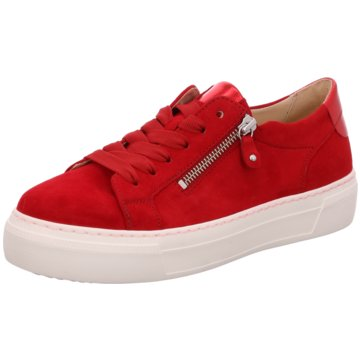 Gabor Sneaker LowSneaker rot