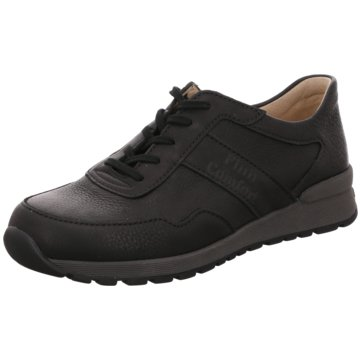 FinnComfort Komfort Schnürschuh01370 Prezzo schwarz