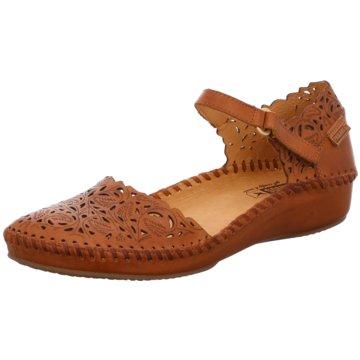 Pikolinos Komfort SandaleSandale braun