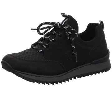 Rieker Sportlicher SchnürschuhSneaker -