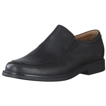 Clarks Business SlipperUn Aldric Walk schwarz