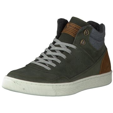 Bullboxer Sneaker High grün