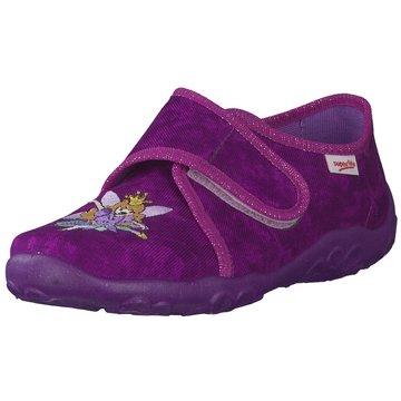 Legero Hausschuh lila