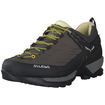 Salewa Outdoor Schuh braun