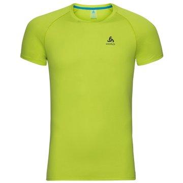 ODLO Shirts & Tops grün