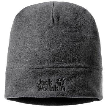 JACK WOLFSKIN Hüte, Mützen & Caps grau