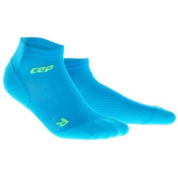 CEP Füßlinge & SneakersockenDynamic+ Run Ultralight Low-Cut Socks Women blau
