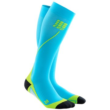 CEP KniestrümpfeProgressive+ Run Socks 2.0 blau