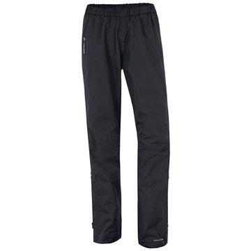 VAUDE RegenhosenWomen's Fluid Full-Zip Pants schwarz