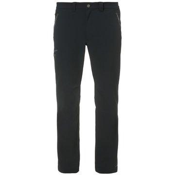 VAUDE Lange Hosen schwarz
