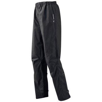 VAUDE RegenhosenMen's Fluid Pants II S/S+L/S schwarz
