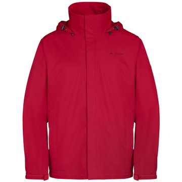 VAUDE Funktions- & OutdoorjackenME ESCAPE LIGHT JACKET - 4341 rot