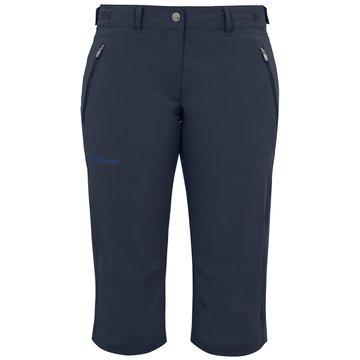 VAUDE 3/4 HosenWomen's Farley Stretch Capri II blau