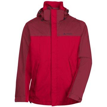 VAUDE Funktions- & OutdoorjackenEscape Pro Jacket Herren Outdoorjacke rot rot