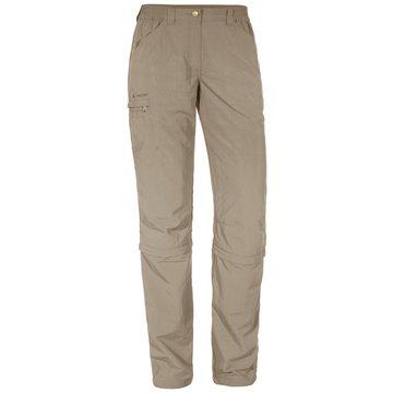 VAUDE OutdoorhosenWO FARLEY ZO CAPRI PANTS - 4665 beige