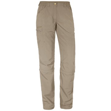 VAUDE OutdoorhosenWomen's Farley ZO Capri Pants beige