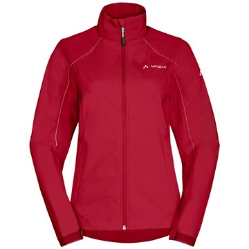 VAUDE Funktions- & Outdoorjacken rot