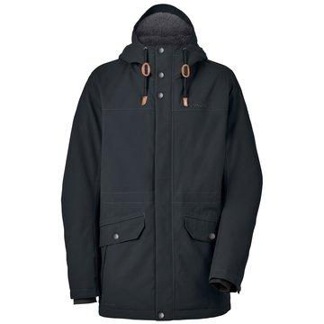 VAUDE Funktions- & OutdoorjackenME MANUKAU PARKA - 40221 schwarz