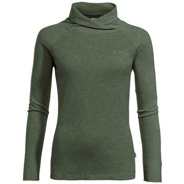 VAUDE LangarmshirtWomen's Altiplano LS T-Shirt grün