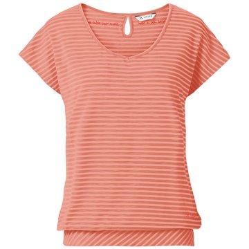 VAUDE T-Shirts coral