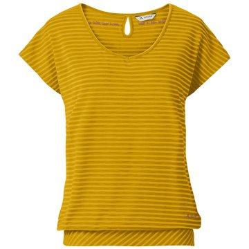 VAUDE T-ShirtsWomen's Skomer T-Shirt II gelb