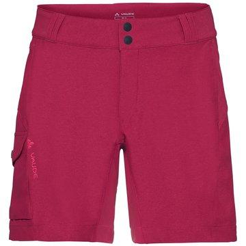 VAUDE 3/4 HosenWomen's Tremalzini Shorts pink