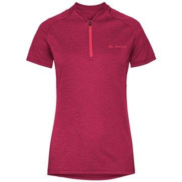 VAUDE FunktionsshirtsWomen's Tamaro Shirt III rot