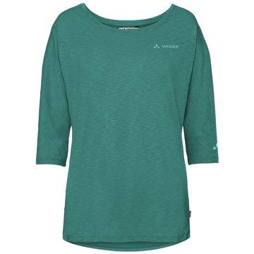 VAUDE Funktionsshirts grün