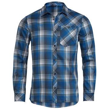 VAUDE LangarmhemdenMen's Neshan LS Shirt III blau