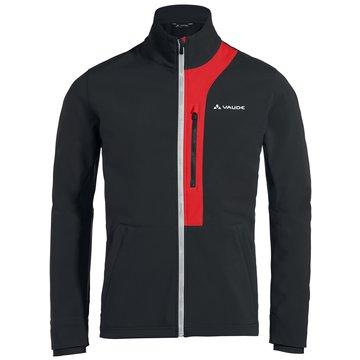 VAUDE FahrradjackenMen's Virt Softshell Jacket schwarz