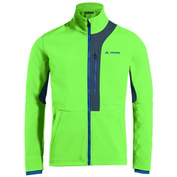 VAUDE FahrradjackenMen's Virt Softshell Jacket grün