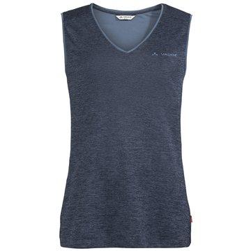 VAUDE FunktionsshirtsWomen's Essential Top blau