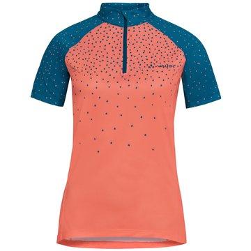 VAUDE FahrradtrikotsWomen's Dotchic Tricot II orange
